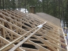 trusses on roof project