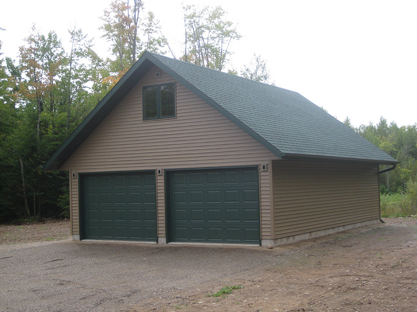 Garage Contractor and Construction