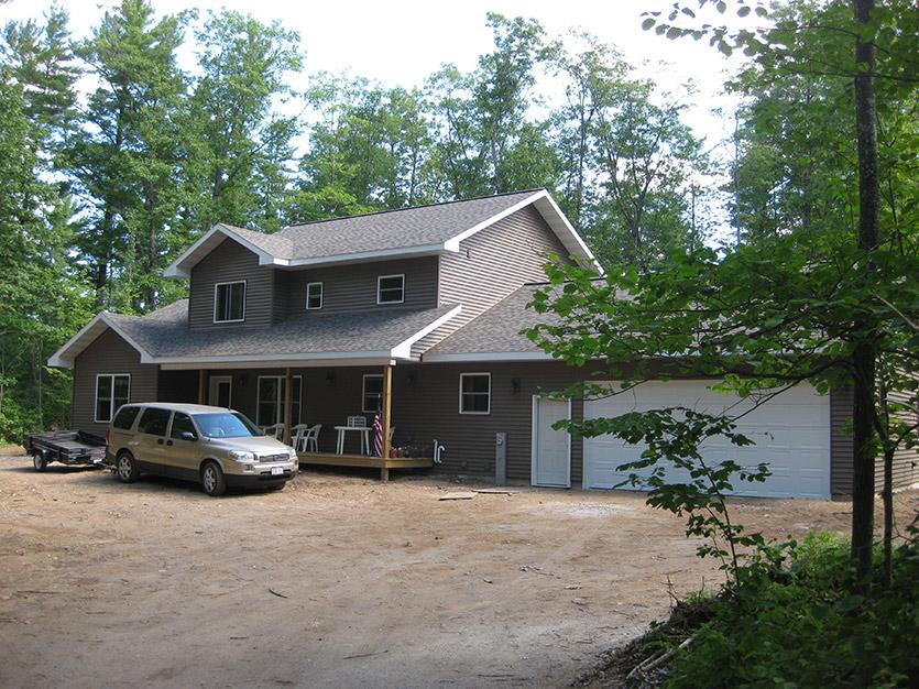 Home Builder Iron County Michigan Rucinski Construction